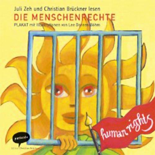 Die Menschenrechte. Human Rights Titelbild