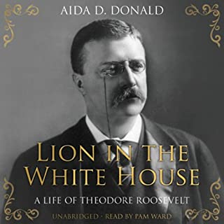Lion in the White House cover art