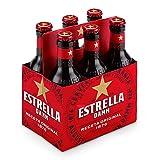 Estrella Damm Cerveza Mediterránea - Pack de 6 x 25 cl - Total: 1,5 l