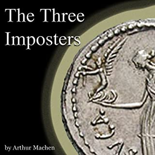 The Three Imposters audiobook cover art