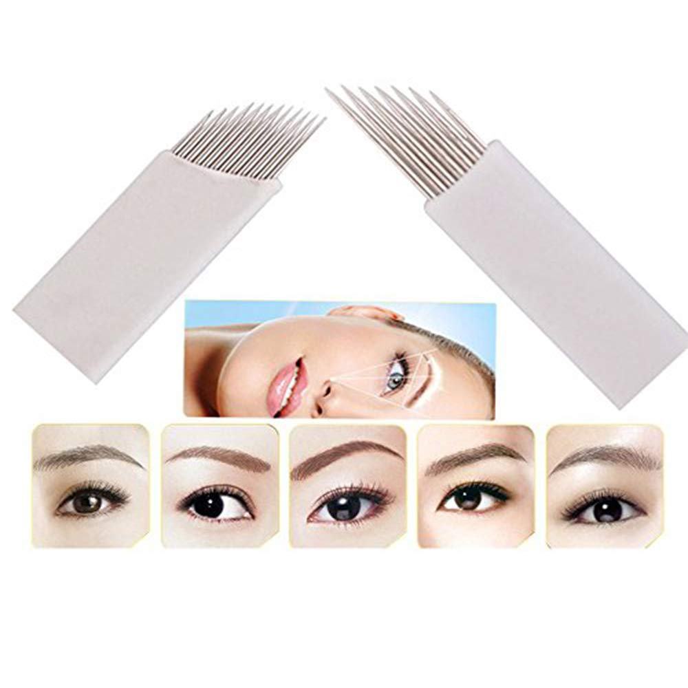 VideoPUP New Permanent A surprise price is realized York Mall Makeup Manual Tattoo - Eyebrow Needle 50p