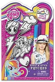 My Little Pony Peel 'N Stick Power Patch Kit