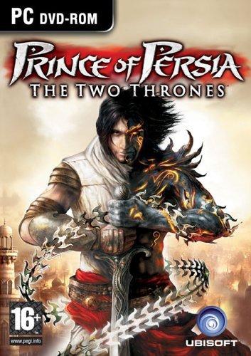 Prince of Persia: Two Thrones (PC DVD) [Edizione: Regno Unito]