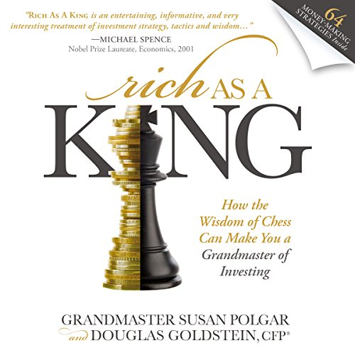 Rich as a King audiobook cover art