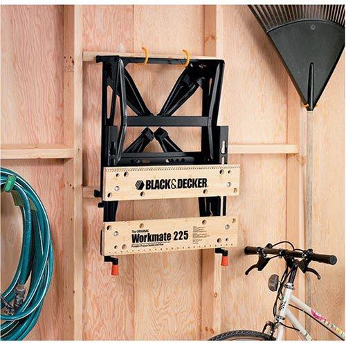 ブラックアンドデッカーワークメイトWM225ワークベンチ作業台