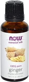 Now Foods, Essential Oils, Ginger, 1 fl oz (30 ml)