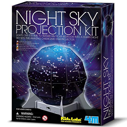 4M Kit de Crear un Cielo Nocturno de proyección