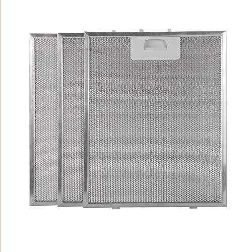 SERENA Filtro campana extractora 320x260 (paquete 3)