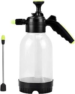 Disinfection Spray Bottle,Hand Pressure Sprayer, Spray Bottle with Adjustable Pressure Nozzle for Plants & Gardens(2 Liters)