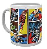 GB Eye LTD, DC Comics, Liga de la Justicia Grid, Taza