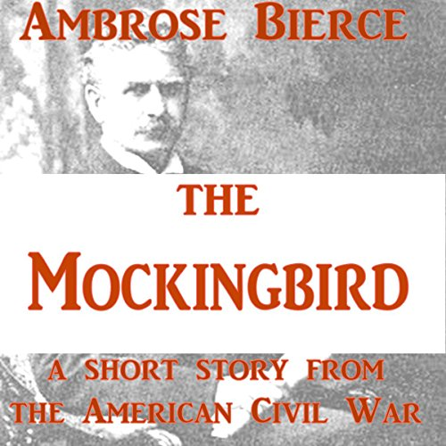 The Mockingbird audiobook cover art