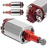 Haoweiwei HWW-DDJQD, 1pc de Alta Velocidad del Motor de 45.000 RPM Actualiza eléctrico 470 de Velocidad del Motor del par Motor en Gen9 M4A1 Gel Bola Blaster (Color : AS Show)