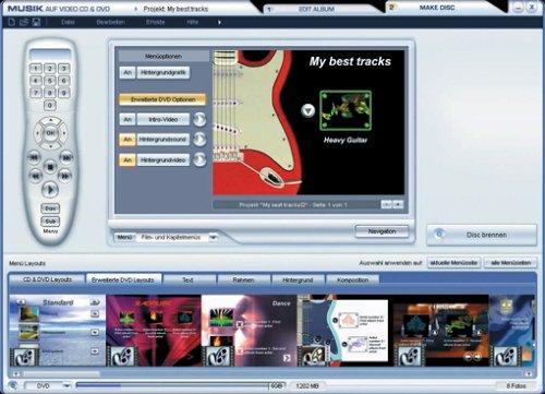 Magix Music auf CD & DVD, CD-ROM Für Windows