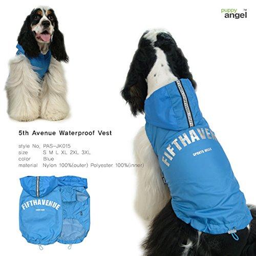 Puppy Angel 5ème Avenue pluie veste, Basic