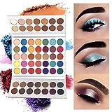 Beauty Glazed 63 couleurs ombre à paupières Shimmer Matte Glitter fards à paupières Eye...