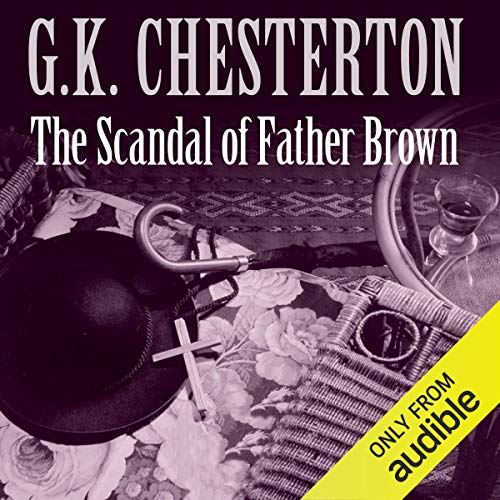 Couverture de The Scandal of Father Brown
