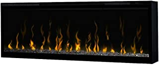DIMPLEX Excite 60-inch Built-in, Linear Electric Fireplace with Multi-Color Flame – Remote Included - REL60
