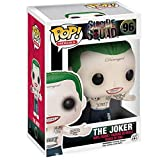 Funko Suicide Squad : The Joker Figure Gift Vinyl 3.75inch for Villain Heros Pop Movie Fans SuperCol...