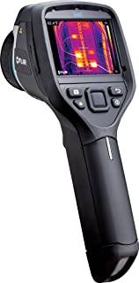 FLIR E60 Compact Thermal Imaging Camera with 320 x 240 IR Resolution, MSX and FLIR Software (Discontinued by Manufacturer)