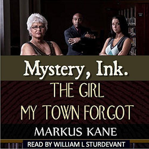 Mystery, Ink: The Girl My Town Forgot audiobook cover art
