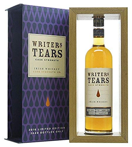 Writer's Tears Cask Strength Pot Still 2013 Limited Edition mit Geschenkverpackung Whisky (1 x 0.7 l)