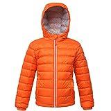 Rokka&Rolla Boys' Ultra Lightweight Packable Puffer Down Jacket