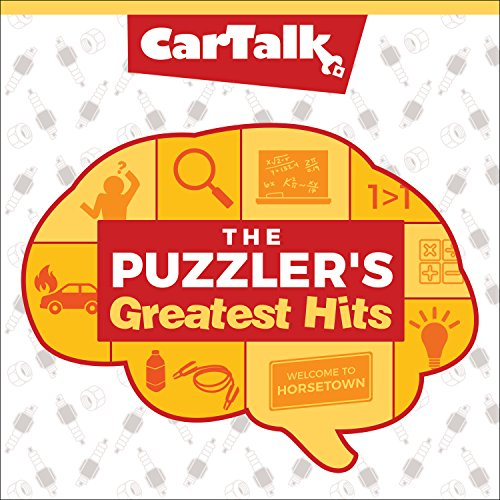 Car Talk: The Puzzler's Greatest Hits audiobook cover art