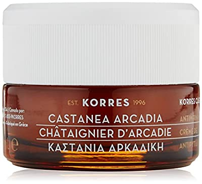 KORRES Castanea Arcadia Antiwrinkle and Firming Night Cream 40 ml