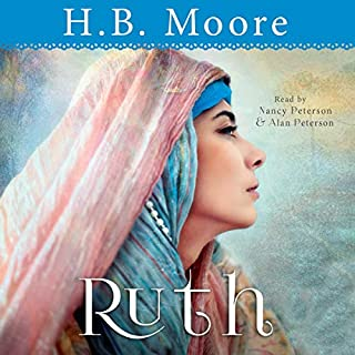 Ruth audiobook cover art