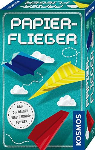 Kosmos 711559 Papier-Flieger Bastelset Kinderspiel