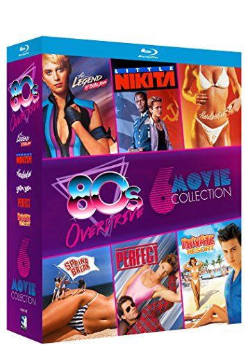 80's Overdrive - 6 Movie Collection - BD [Blu-ray]
