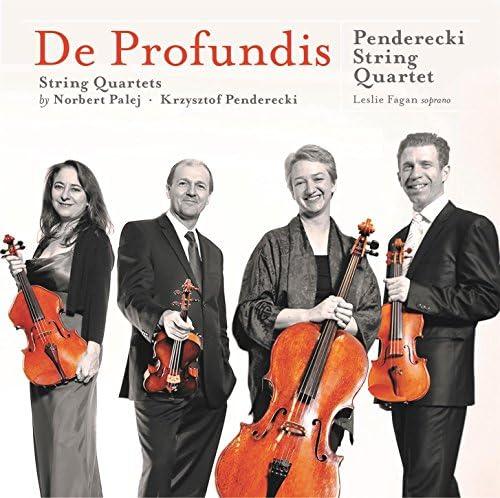 Penderecki String Quartet & Leslie Fagan