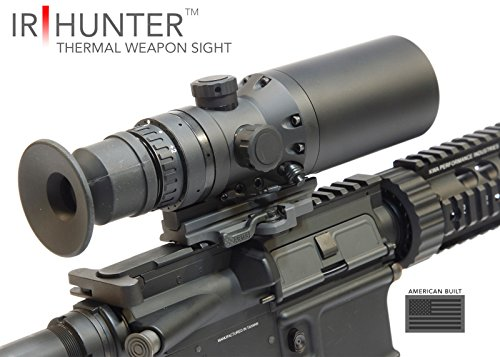 Best Price IR Defense IR Hunter Mark II 640 60hz 35mm Thermal Rifle Scope - IRHM2-640-35