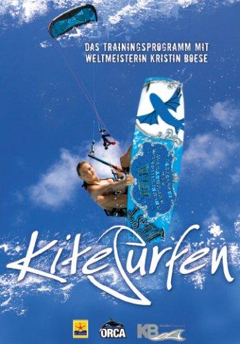 Kitesurfen - Das Trainingsprogramm mit Weltmeisterin Kristin Boese [Alemania] [DVD]