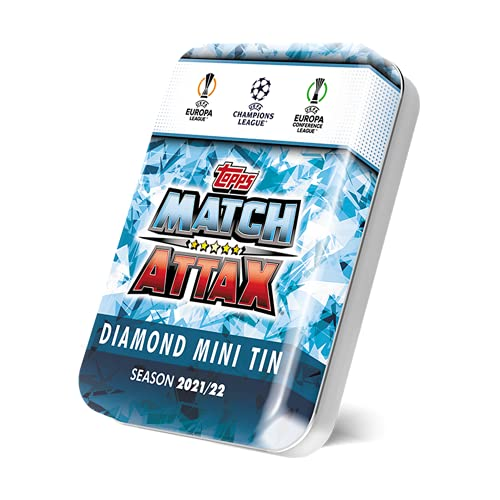 UCL Match Attax 2021-2022 Mini Lata