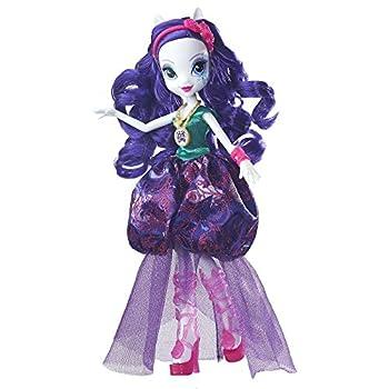 My Little Pony Equestria Girls Crystal Gala Rarity Doll
