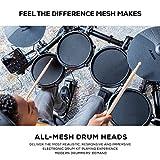 Zoom IMG-1 alesis turbo mesh kit drum