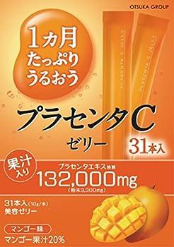 Placenta C beauty Jelly--Mango taste-- 31sticks