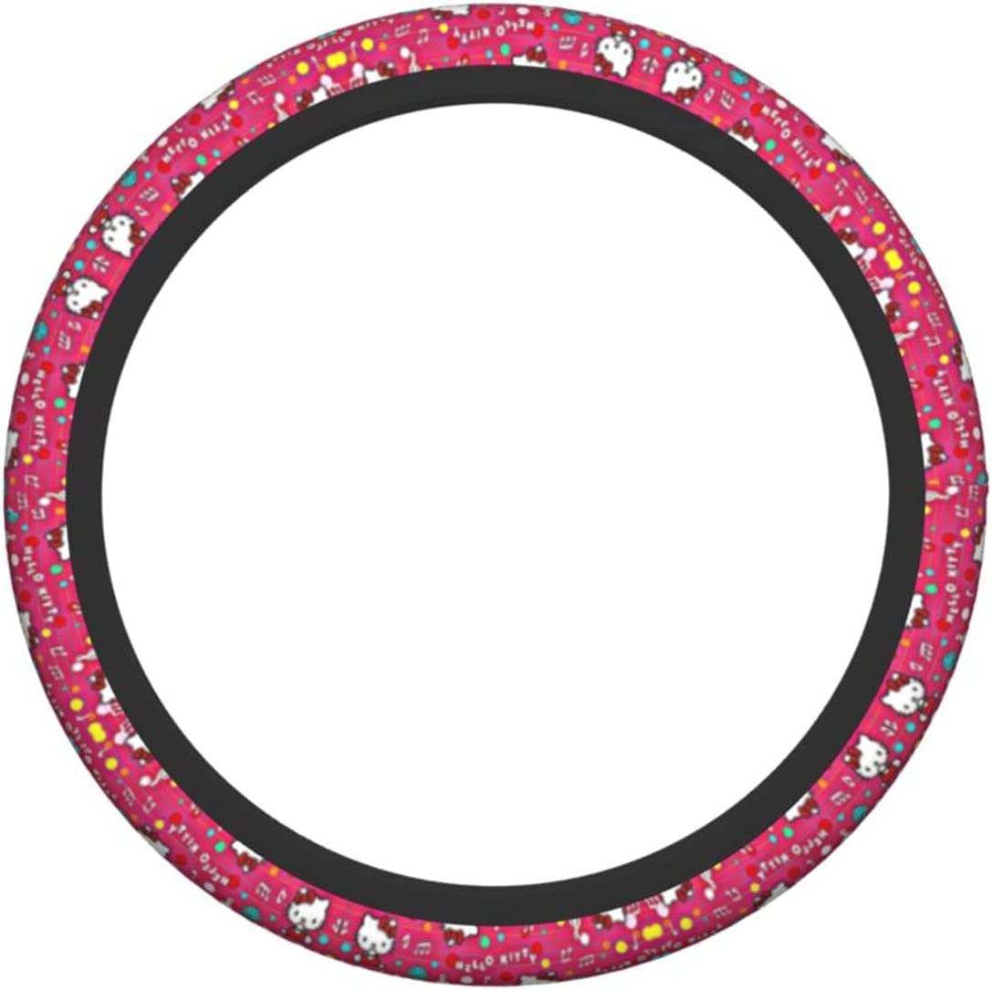 Steering Some reservation Wheel Cover Anti-Slip Durable 15 trust Elasticity Fash Inches