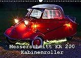 Messerschmitt KR 200 Kabinenroller (Wandkalender 2022 DIN A3 quer)