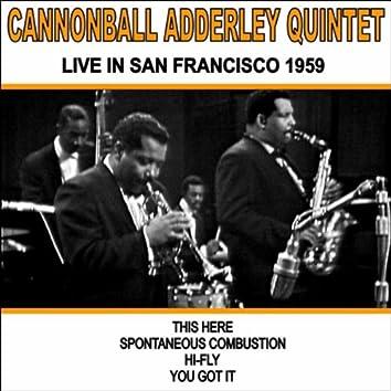 Live in San Francisco 1959