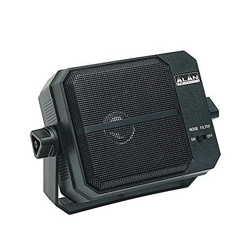 Midland T682 Externer Lautsprecher, schwarz