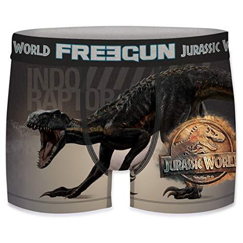 Freegun Jurassic World Indominus Rex - Calzoncillos para hombre multicolor XL