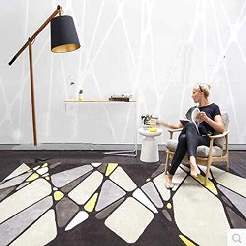 Preisvergleich Produktbild RUG ZI LING Shop- Weiche Teppiche Für Wohnzimmer,  Flauschigen Shaggy Bereich Teppich Geeignet Als Schlafzimmer Teppich Wohnkultur Kindergarten Teppiche Kinder Mat (Farbe : C,  größe : 160cmx230cm)