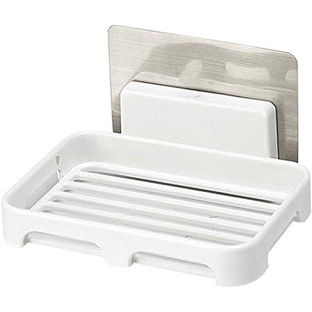 facile a fixer kurelle porte savon salle de bain support eponge plastique produit vaisselle evier cuisine et salle de bain plateau boite a savon