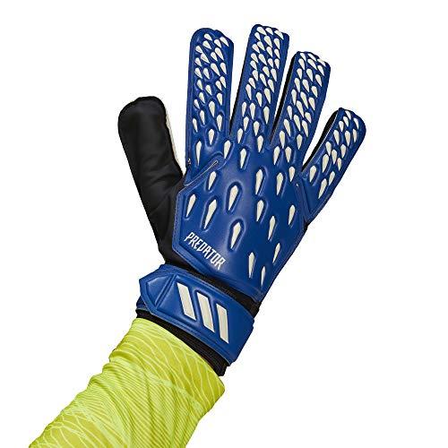 adidas Goalkeeper Gloves (unisex-adult) Blue 9.5