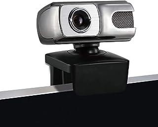 DEALPEAK 720P Desktop PC Laptop Computer Webcam Built in Microphone USB Driver-Free Web Camera for Video Calling Online Class