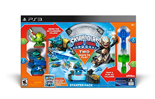 Skylanders: Trap Team - Starter Pack - Standard Edition - [PlayStation 3]