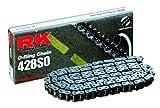 RK Racing Chain 428SO 130 Steel Links Heavy Duty for Hawk 250