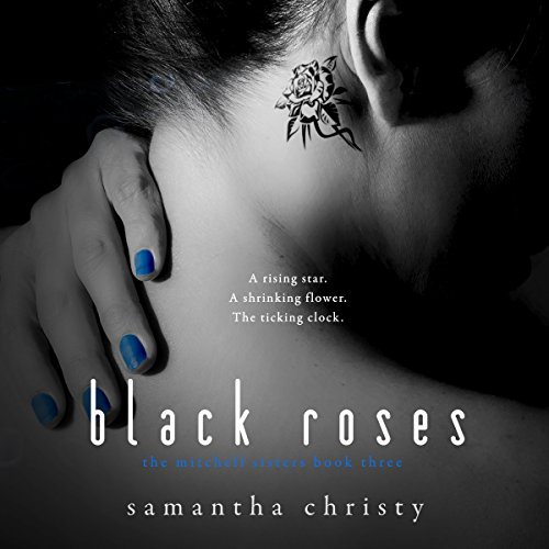 Black Roses audiobook cover art